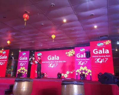 Gala Viettel Quảng Nam 2017