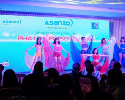 Hội nghị khách hàng Asanzo